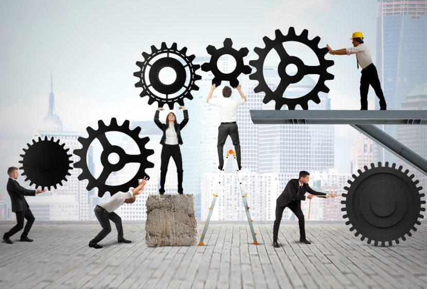 La complicada tarea de crear equipo