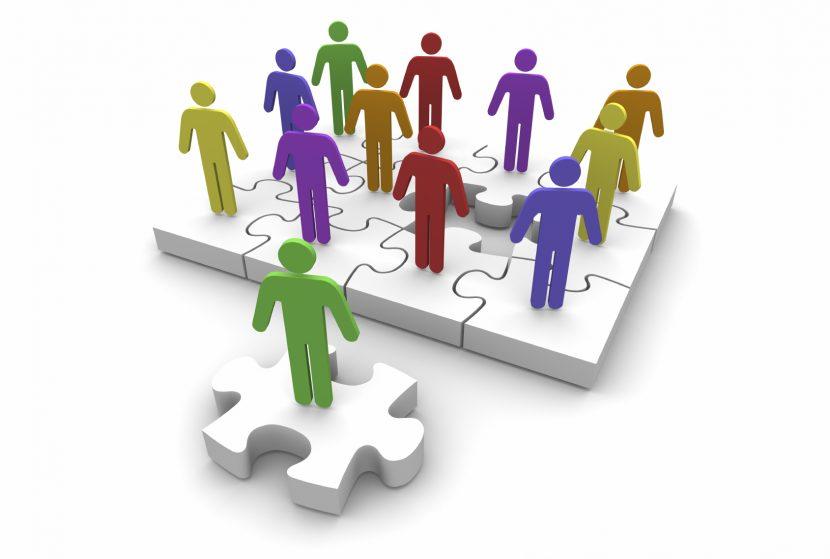 La estructura en las organizaciones centradas en las personas