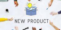 New Product Development Success Concept