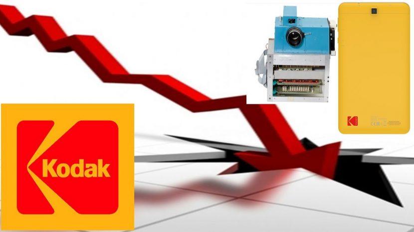 El síndrome Kodak o cómo fracasar en la transformación digital