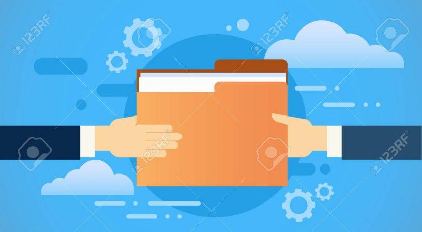Por qué es necesario compartir la información económica dentro de la empresa