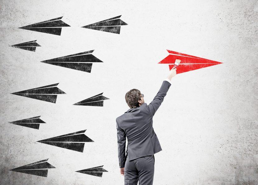 Cinco habilidades y 21 comportamientos de los líderes innovadores.