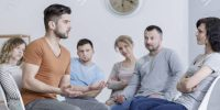 Dealing with communication issues during group psychotherapy meeting
