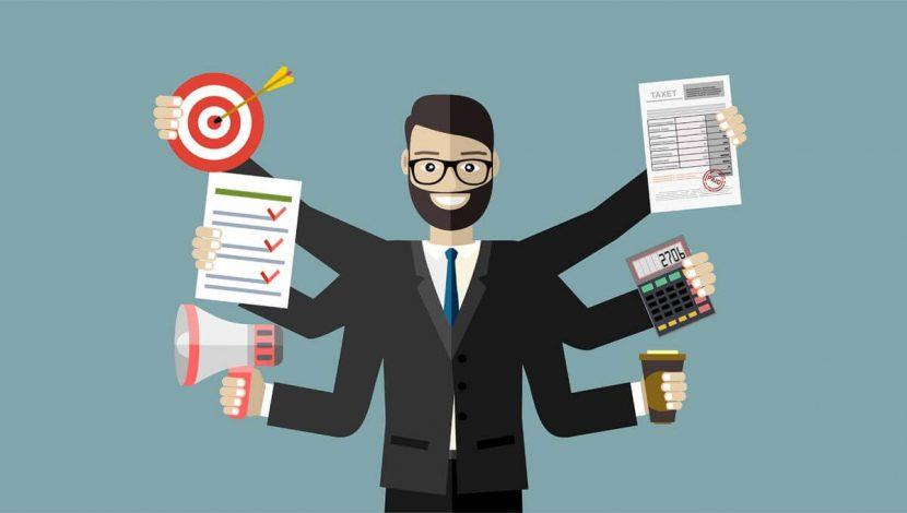 Productividad: Autogestión o el arte de gestionarse a uno mismo.