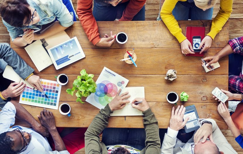 Genera ideas en cada rincón de tu empresa