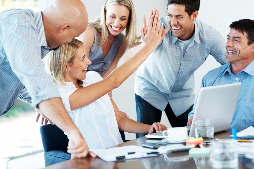 Celebrar los resultados para ser más productivos
