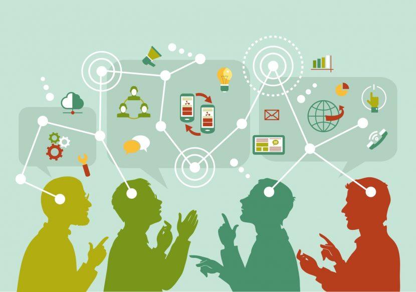 Los nuevos paradigmas de la comunicación. 10 etapas de la evolución.