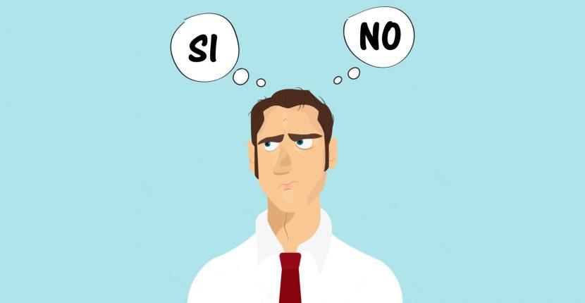 """Son muchas las personas a las que les crea muchos problemas el no saber decir """"no"""". Aprenda cuándo y cómo decir que no"""