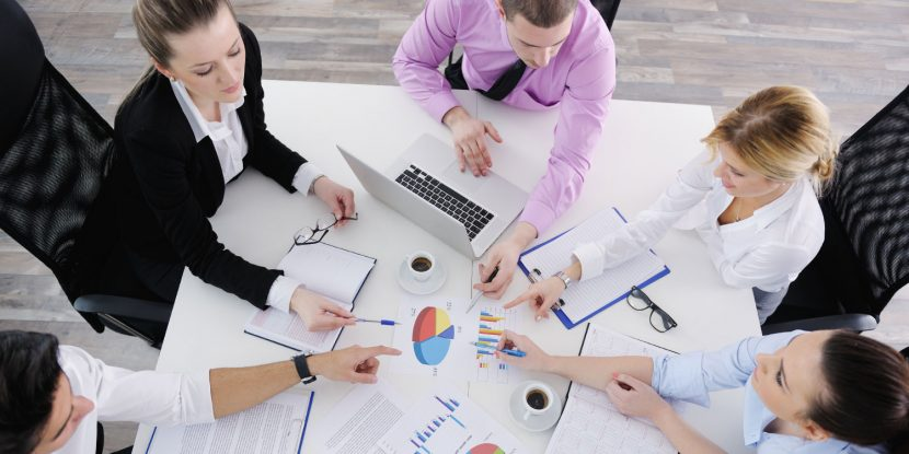 Las organizaciones no son monstruos monolíticos, son islas mal unidas entre sí