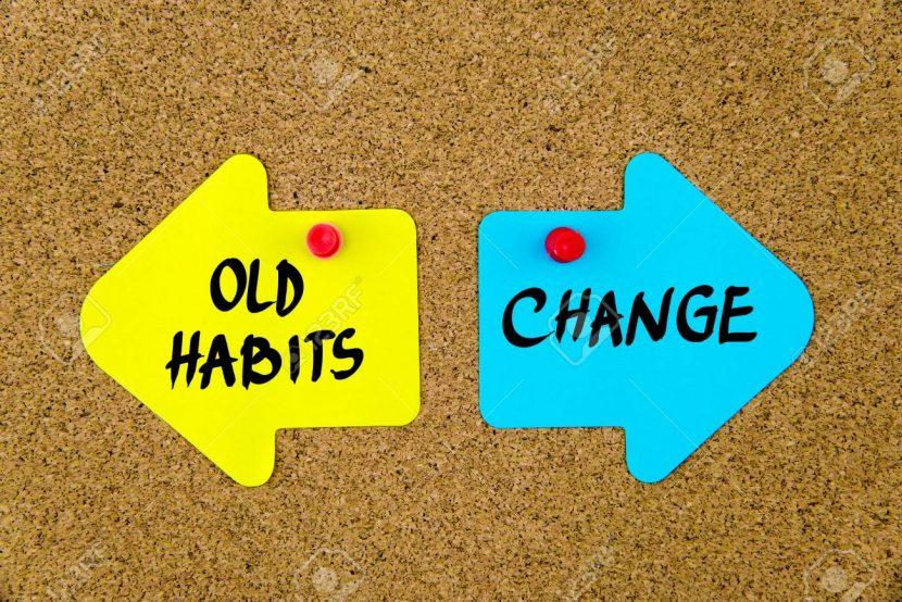 Nuestra Planificación de Acciones y nuestro Cambio de Hábitos