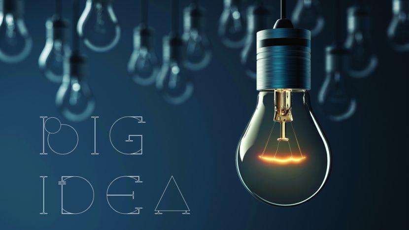 Cómo surgen las grandes ideas