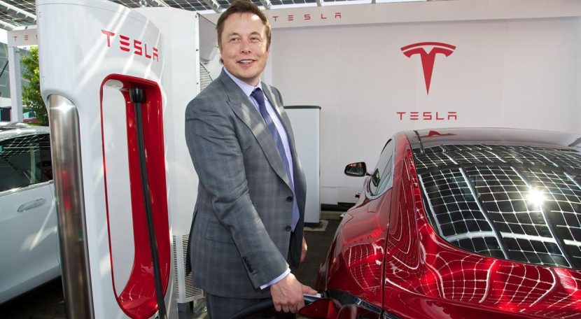 Elon Musk: La fuerza de los visionarios.