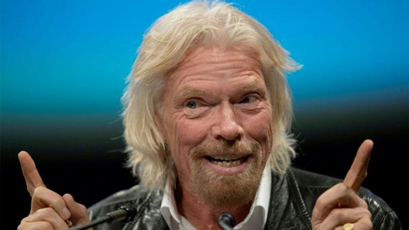 Richard Branson: ¿Estás listo para correr riesgos?