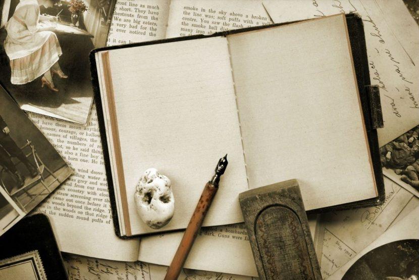 Escribiendo tu propia vida