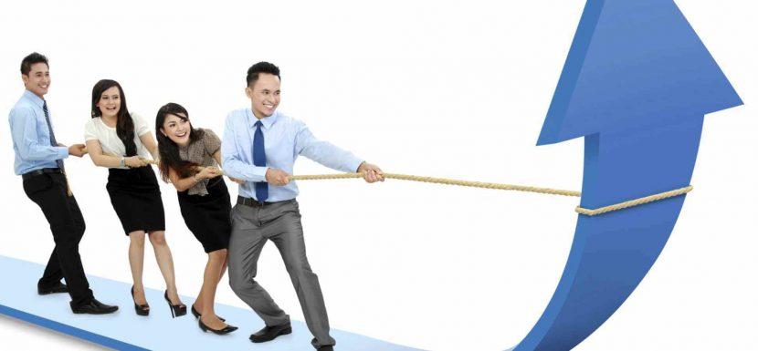 7 claves para que todos trabajen por un objetivo en común