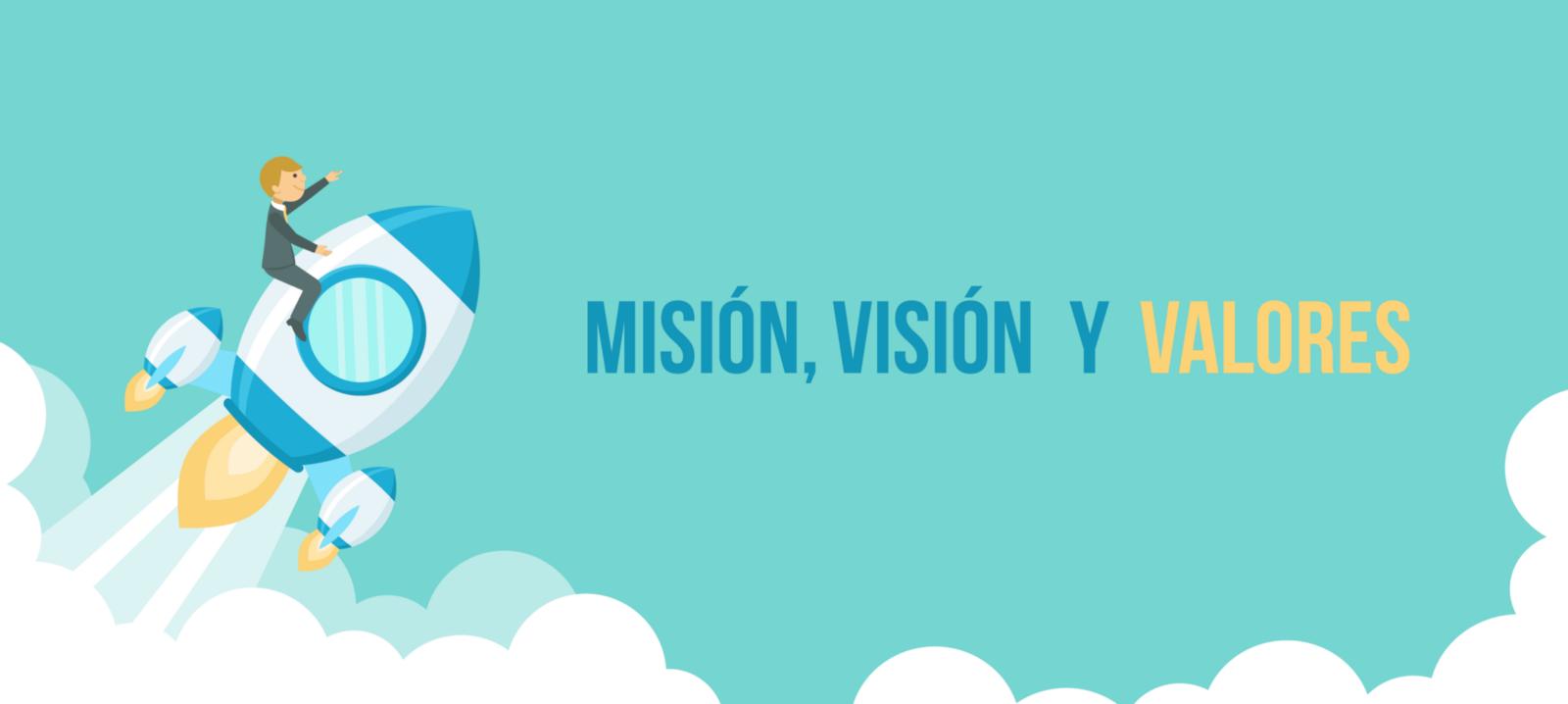 engranaje Retirada apretón  Cómo definir la misión, visión y valores de una empresa + Ejemplos |  Grandes Pymes