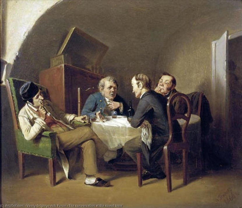 El viejo arte de la conversación