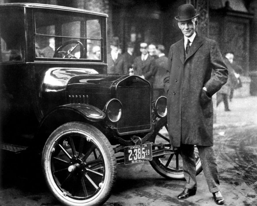 Henry Ford y la Ford Motor Company (Los tres sistemas en las empresas familiares)