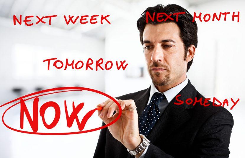 Los consejos de Brian Tracy para combatir la procrastinación