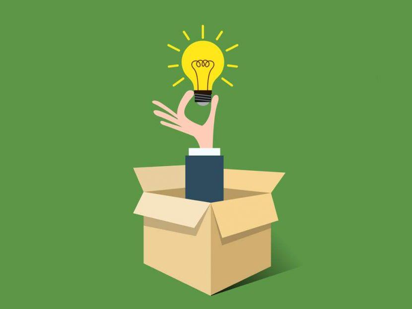 Qué es pensar fuera de la caja + 5 ejercicios para obtener resultados diferentes