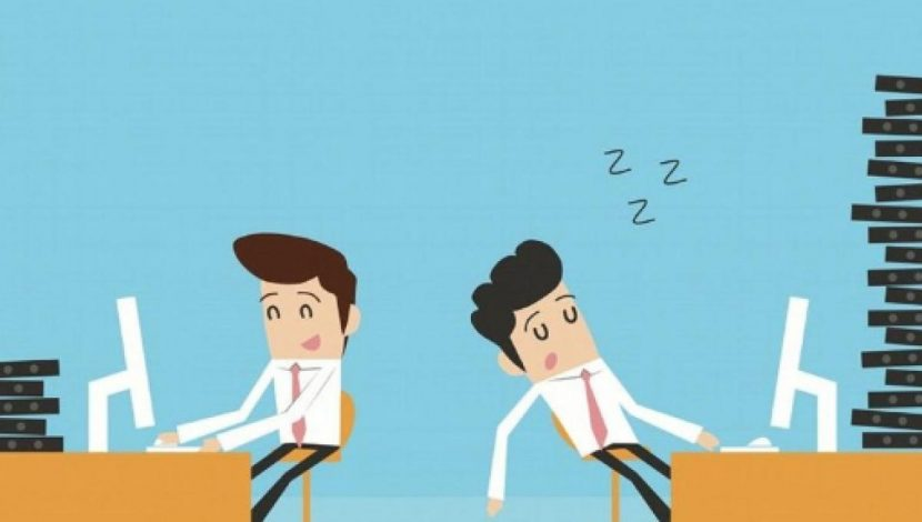 6 pasos para ser productivo sin trabajar de más