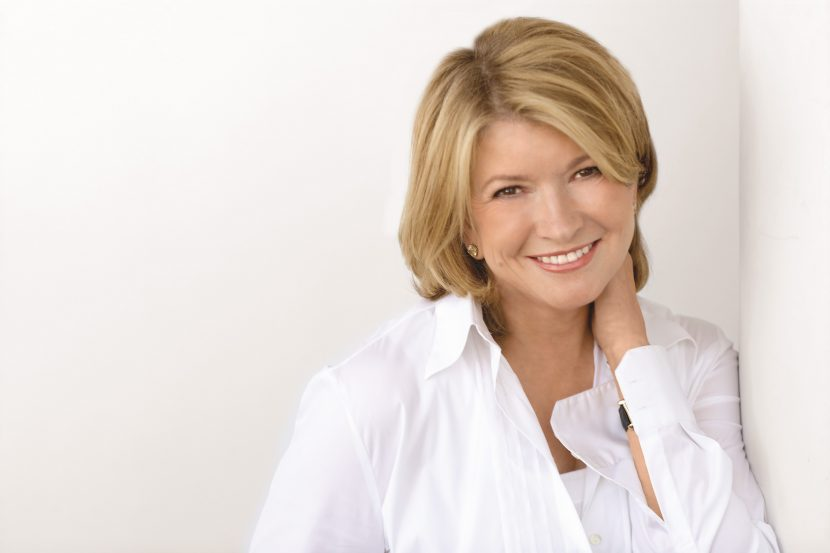 Martha Stewart: 10 reglas para el éxito en la gestión