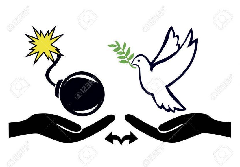 ¿Qué eliges: conflicto o paz?