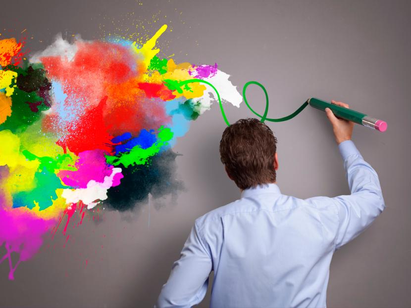 Cómo ser más creativo de 9 maneras que funcionan, de Larry Kim.