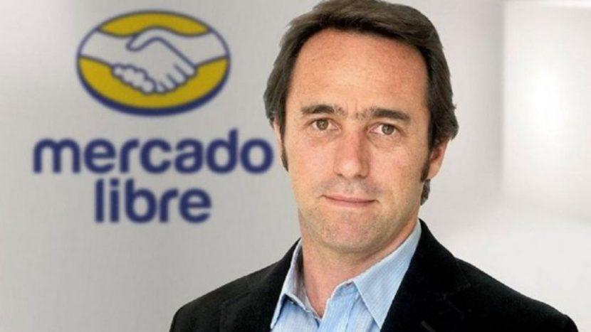 Marcos Galperín, el creador de Mercado Libre