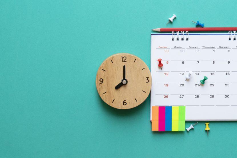 Cómo organizar tu día de trabajo en 6 pasos