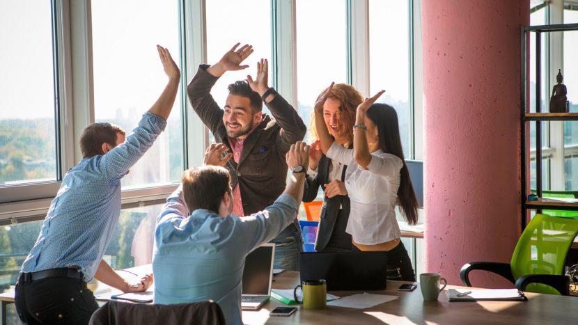 De los grupos de trabajo a los equipos de alto rendimiento