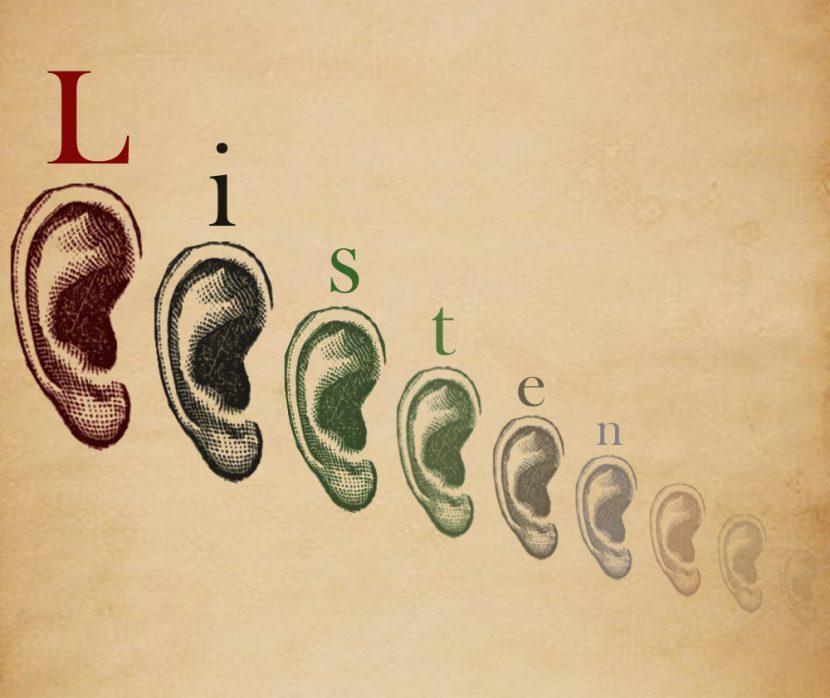 El arte del buen escuchador