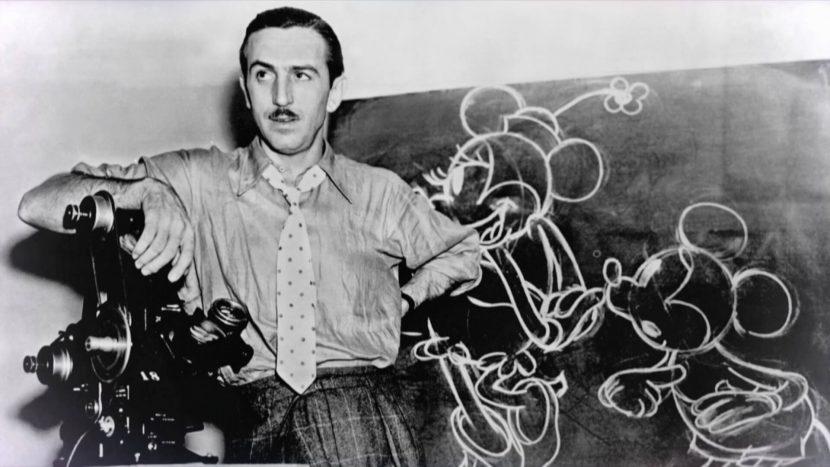La Actitud Emprendedora de Éxito de Walt Disney