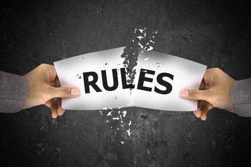 Las 4 claves de Primero Rompa Todas las Reglas.