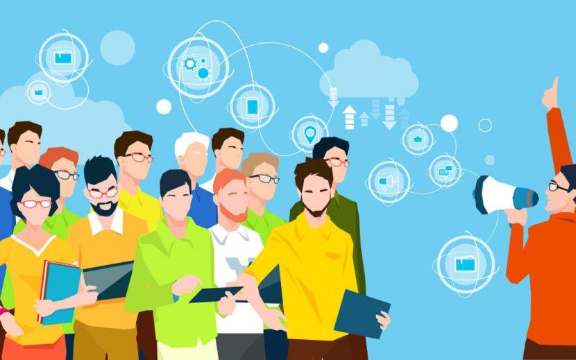 Comunicación interpersonal: 10 pasos para escuchar un mundo lleno de posibilidades