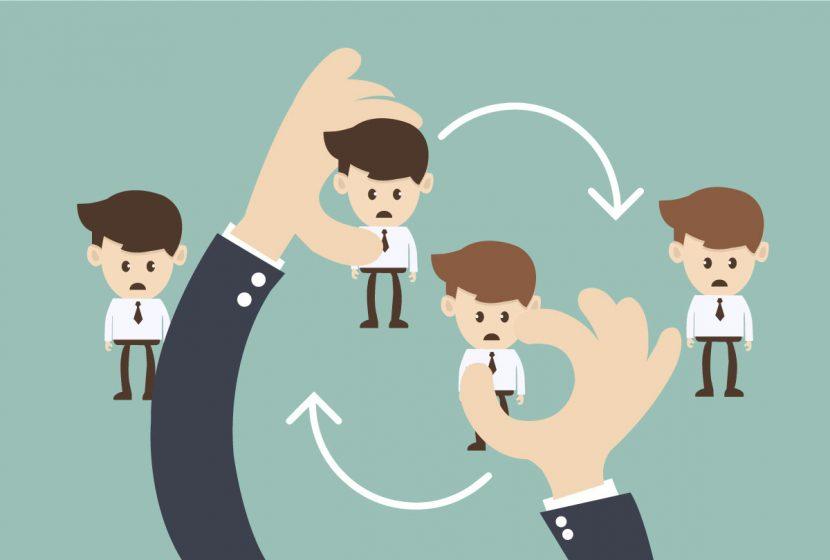 Rotación de personal: cinco tips para reducirla