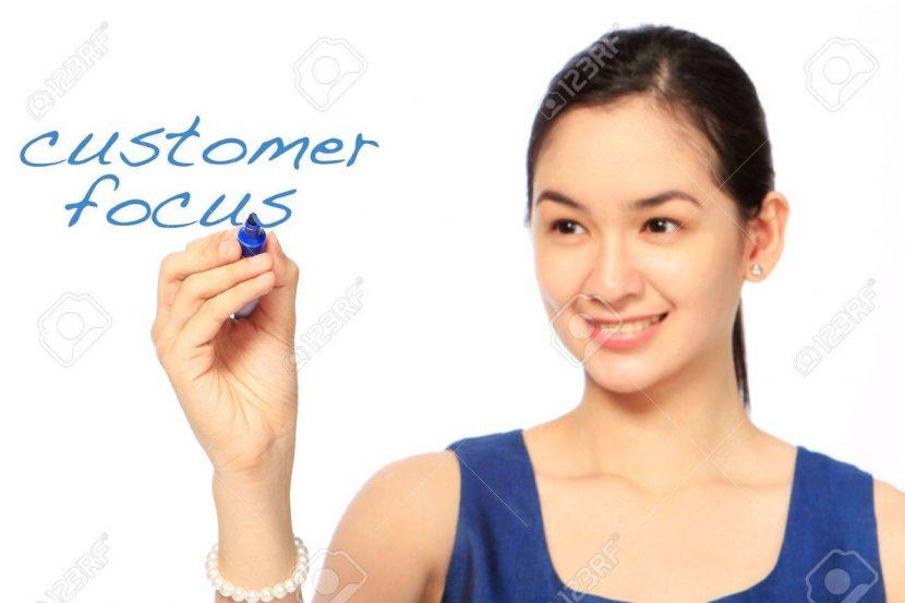 La orientación al cliente