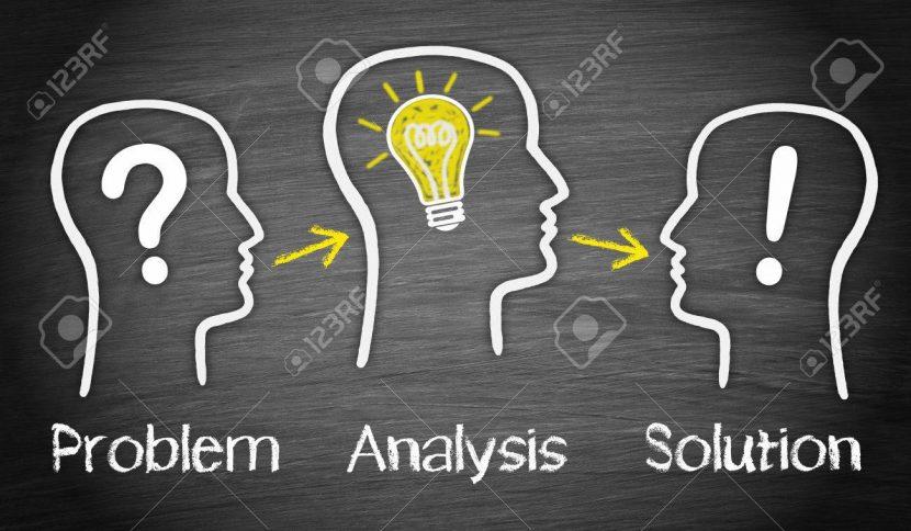 Análisis de problemas y toma de decisiones. Reto principal para una gerencia efectiva.