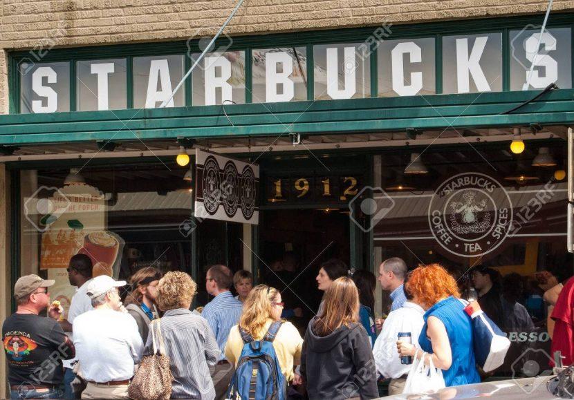 Esta es la historia de un Starbucks único en el mundo