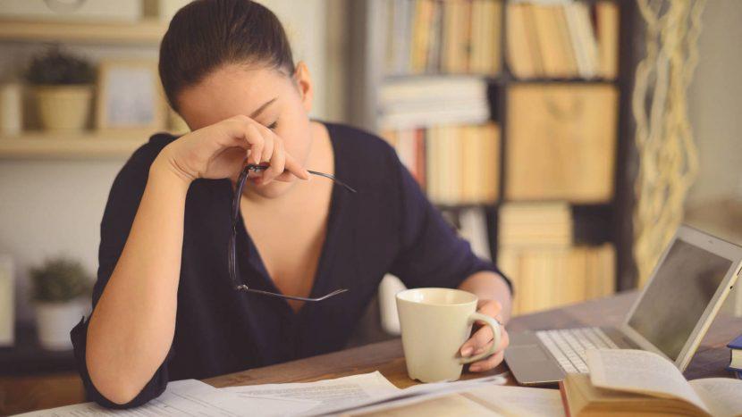 4 Cositas que aprendes sobre productividad cuando estás enfermo