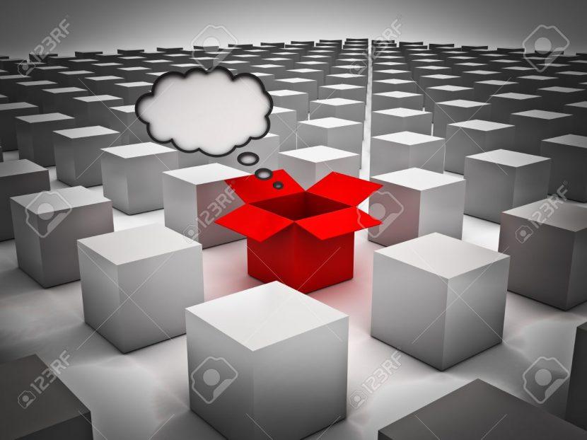 Claves para estimular tu mente a pensar fuera de la caja