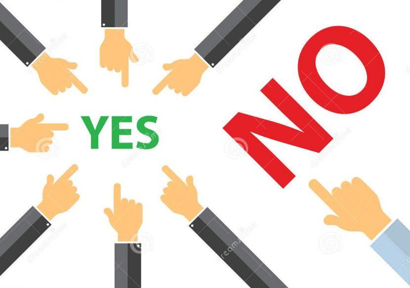 Decir que sí a todo en tu trabajo puede significar decirte no a ti mismo