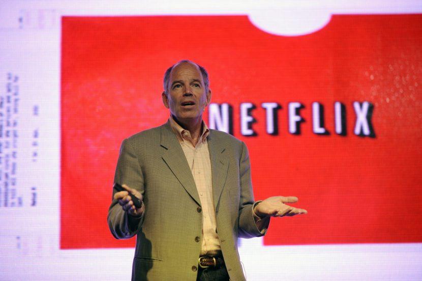 Por qué Marc Randolph, CEO fundador de Netflix lleva siempre un cuaderno