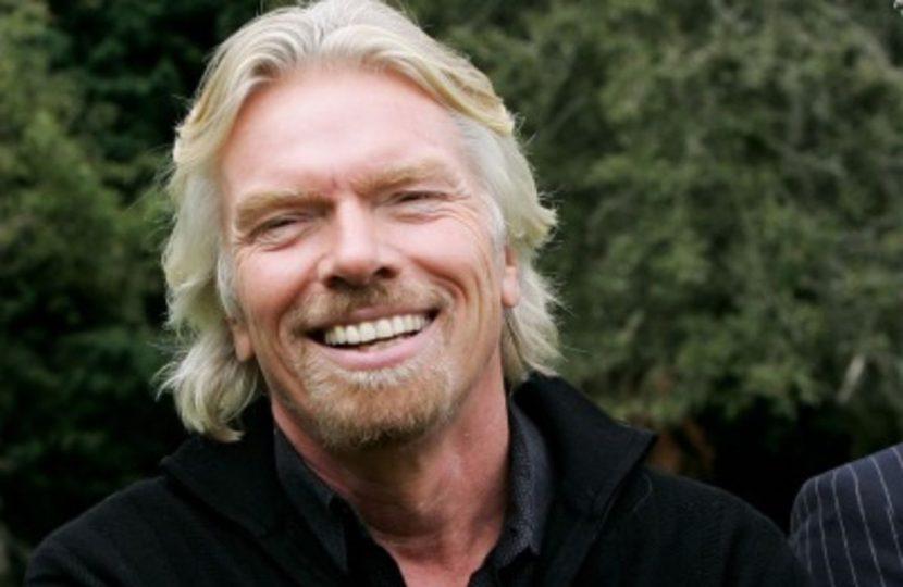 Richard Branson: ¿Quiere una empresa exitosa? Olvide el 'yo' y trabaje en el 'nosotros'