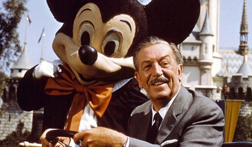 ¿Cómo me identifico con Walt Disney?