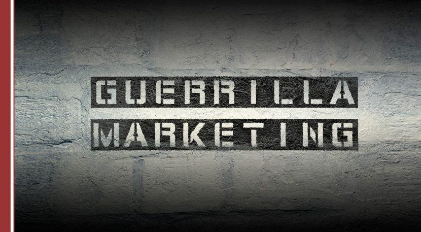 Cómo aplicar el marketing de guerrilla en la práctica