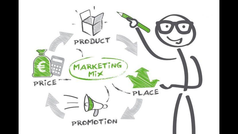 ¿Qué es el Marketing Mix y las 4P? Entender cómo posicionar tu oferta en el mercado