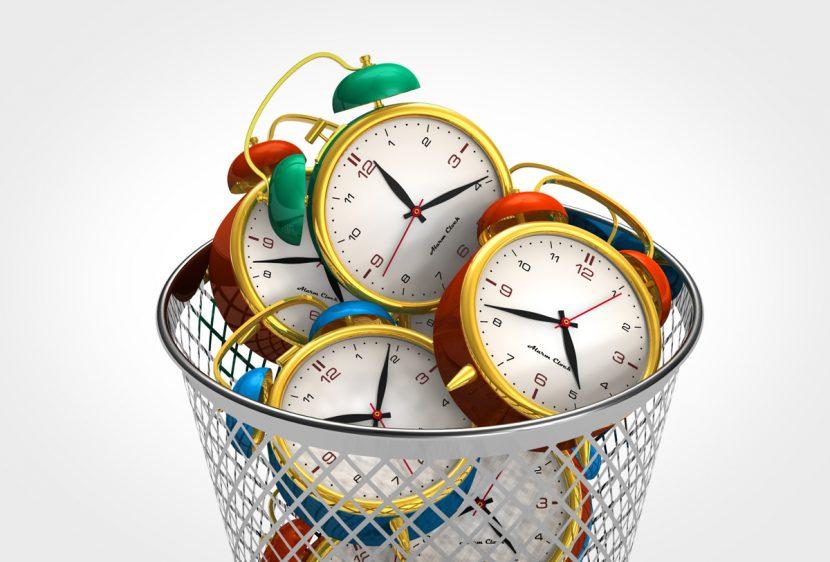 12 cosas en las que necesitas dejar de desperdiciar tu tiempo