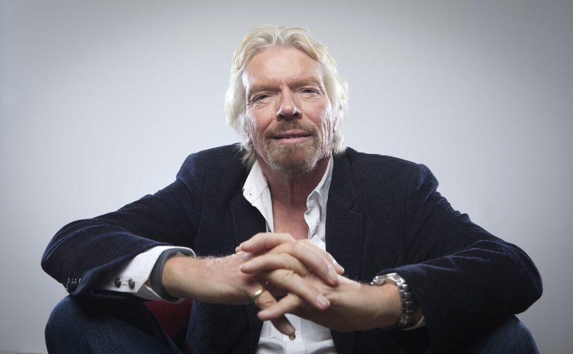 """Richard Branson: """"El CEO no siempre tiene la razón"""""""