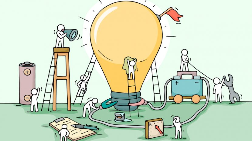 Las 3 Ps de la innovación.